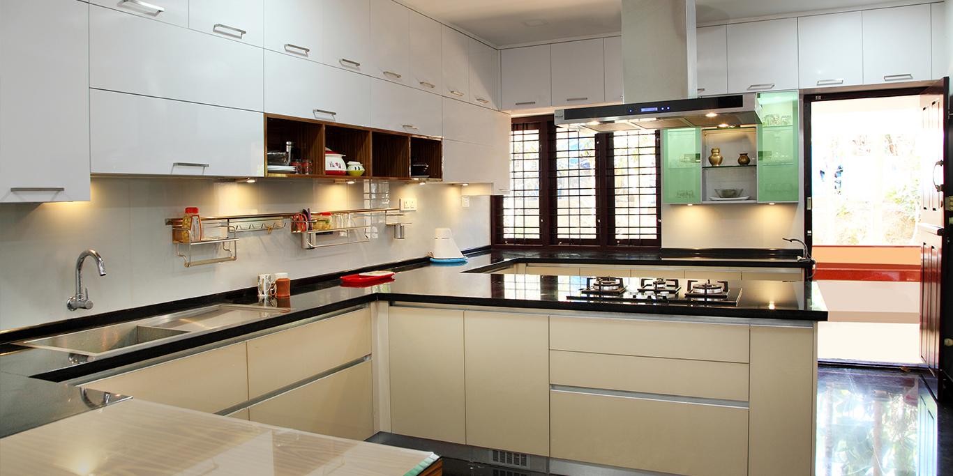 Indian House Design With A Modern Kitchen Best Modular Kitchen Designs In Mumbai